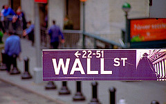 "New York - ""GREED STREET or Wall Street....."