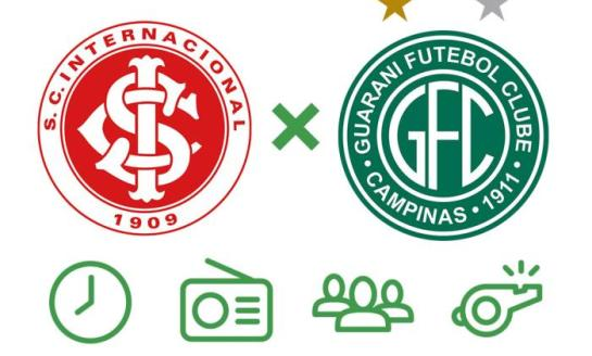 Tudo sobre Inter x Guarani | Por @rdopiniao | William Fernandes