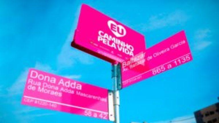 Cor-Rosa-tambem-nas-placas-de-rua-em-Porto-Alegre-Imagem-Ilustrativa-300x169 Outubro Rosa - IMAMA RS apresenta Eu Caminho Pela Vida