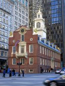 Old State House — Site of the Boston Massacre