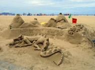 Sand Dragons and Castles