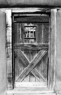 My Favorite Santa Fe Gate
