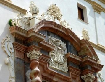 Cadiz Doorway