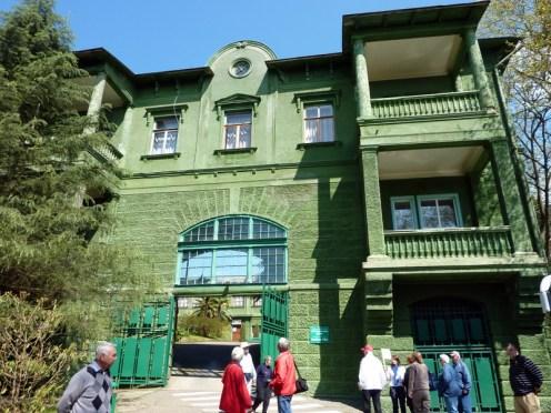 Stalin's Dacha