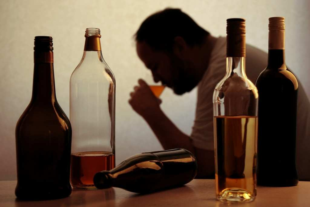 Alcohol Addiction Photo