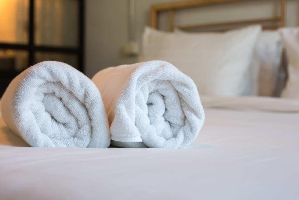 Towels in Detox