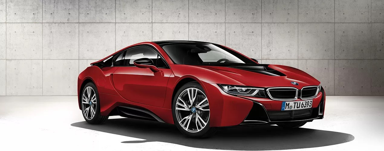 Bmw I8 Protonic Red Edition Desirable Design Icon Rdpmag