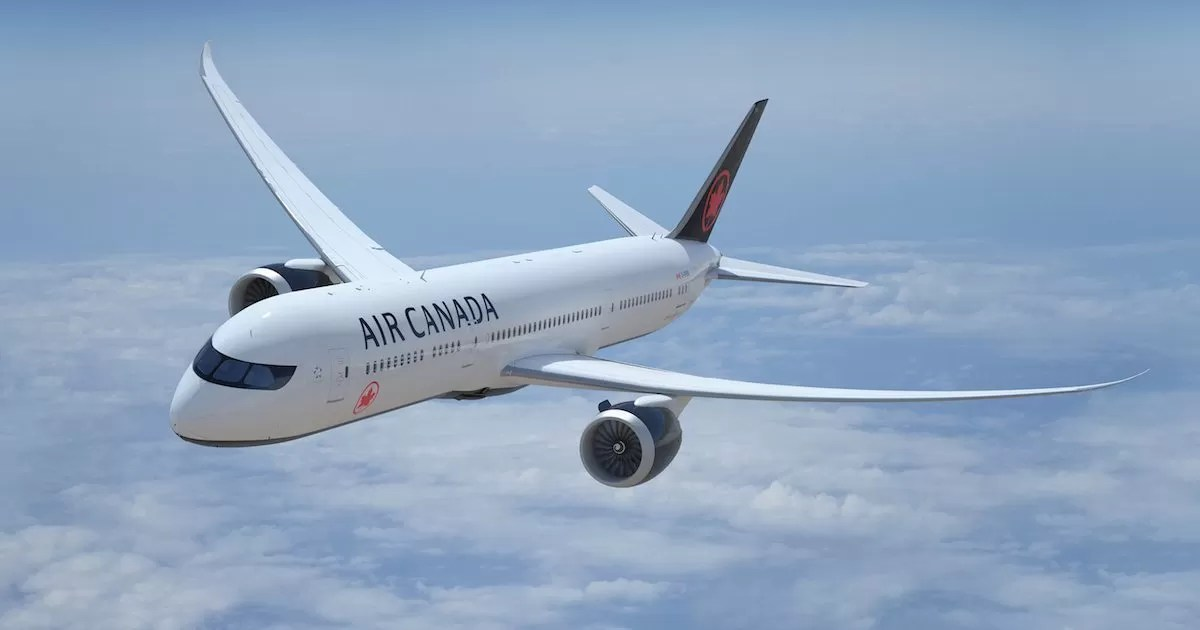 Air Canada nommée meilleur transporteur aérien en Amérique du Nord - Air Canada Named Best Airline in North America - avion-plane