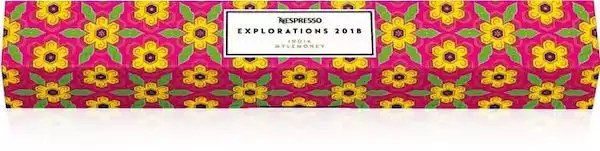 Explorations 2018 par Nespresso - Capsules India Mylemoney