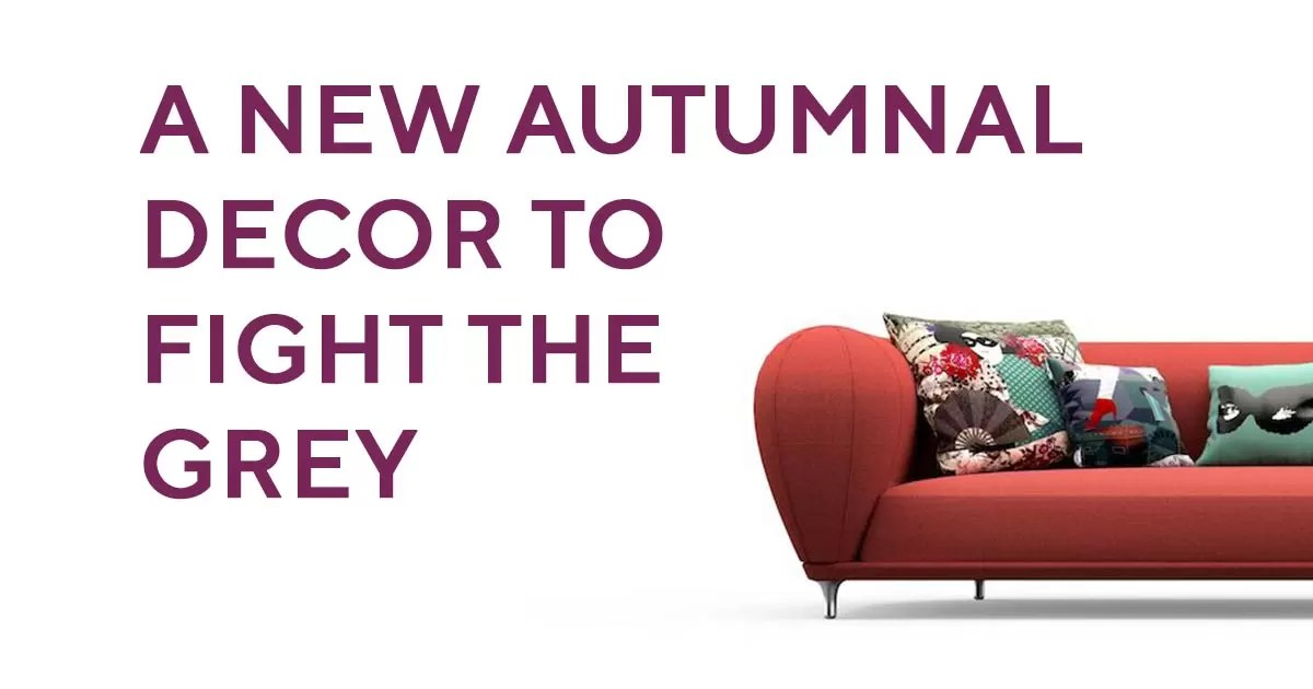 New Autumnal Decor- Cover