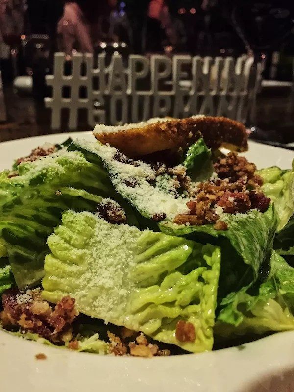 2019 Happening Gourmand - Vieux-Port Steakhouse - Caesar Salad