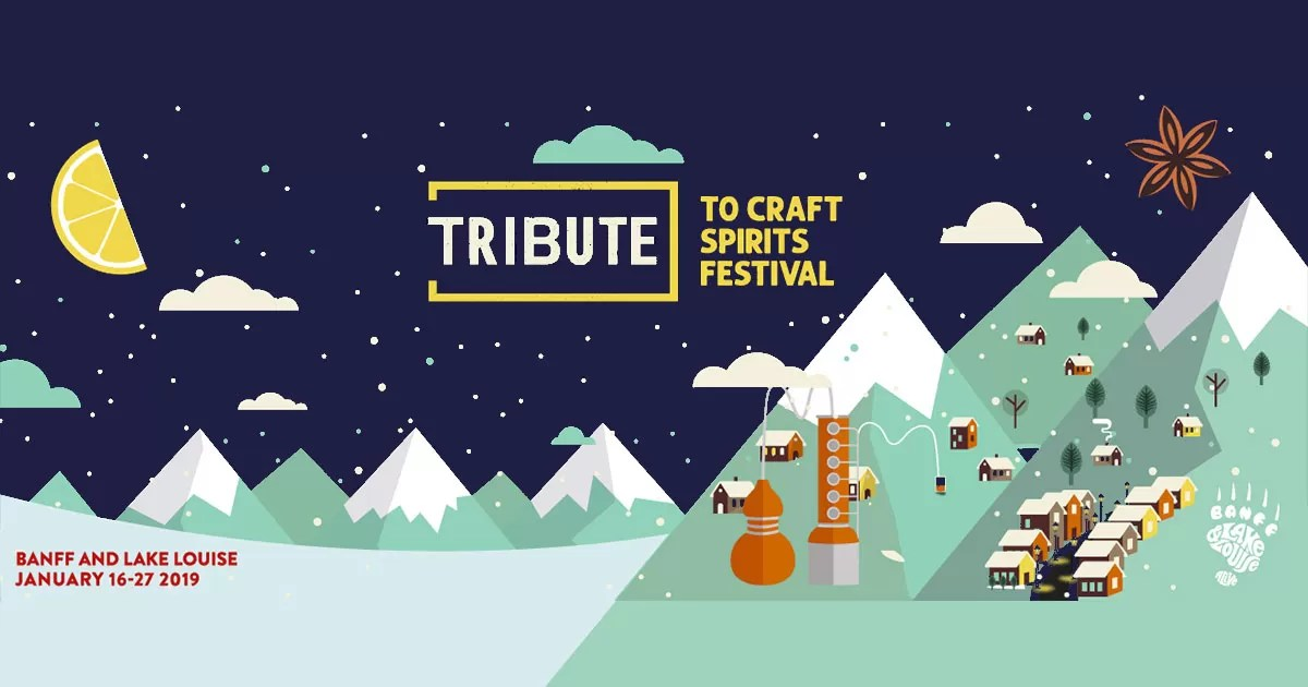 Le Tribute to Craft Spirits Festival - Cover