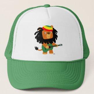 Lion of Zion hat hat