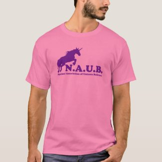 N.A.U.B Unicorn Believers shirt