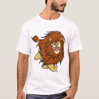 Hair in Movement T-shirt shirt