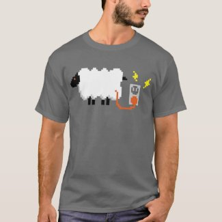 Electric Sheep shirt