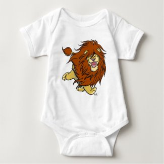 Hair in Movement infant creeper shirt