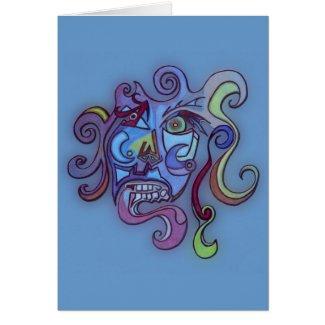 cubism  card