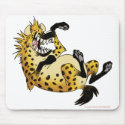 Laughing Hyena mousepad