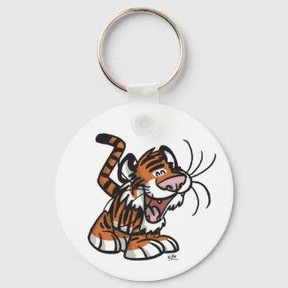 Lil'Tiger keychain keychain
