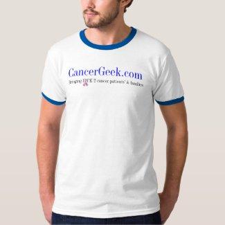 CancerGeek.com shirt