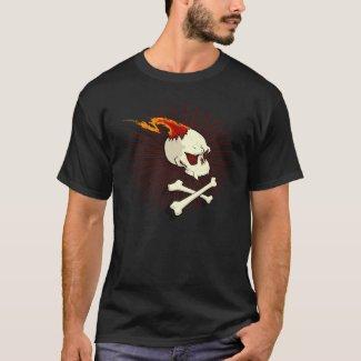 Vampire Skull & Bonez t-shirt