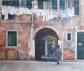 GoGoalie - Venice (60x51cm)