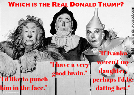 Image result for donald trump wizard of oz