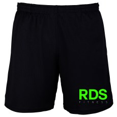 Black RDS Shorts