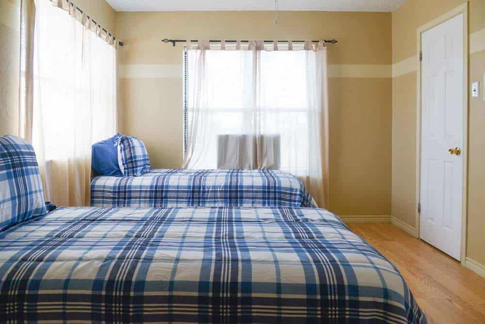 Beds at sunridge sober living house