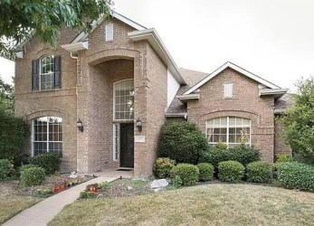 West plano sober living front