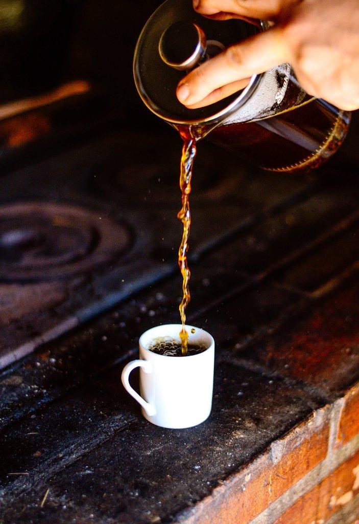 Limit Caffeine