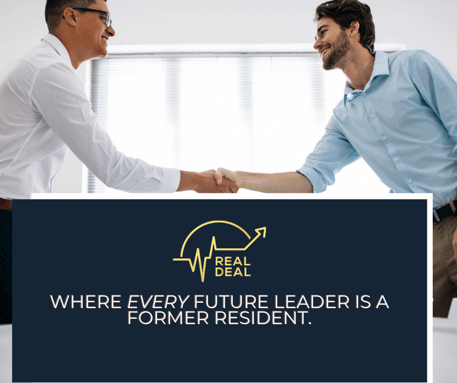 Future leader post