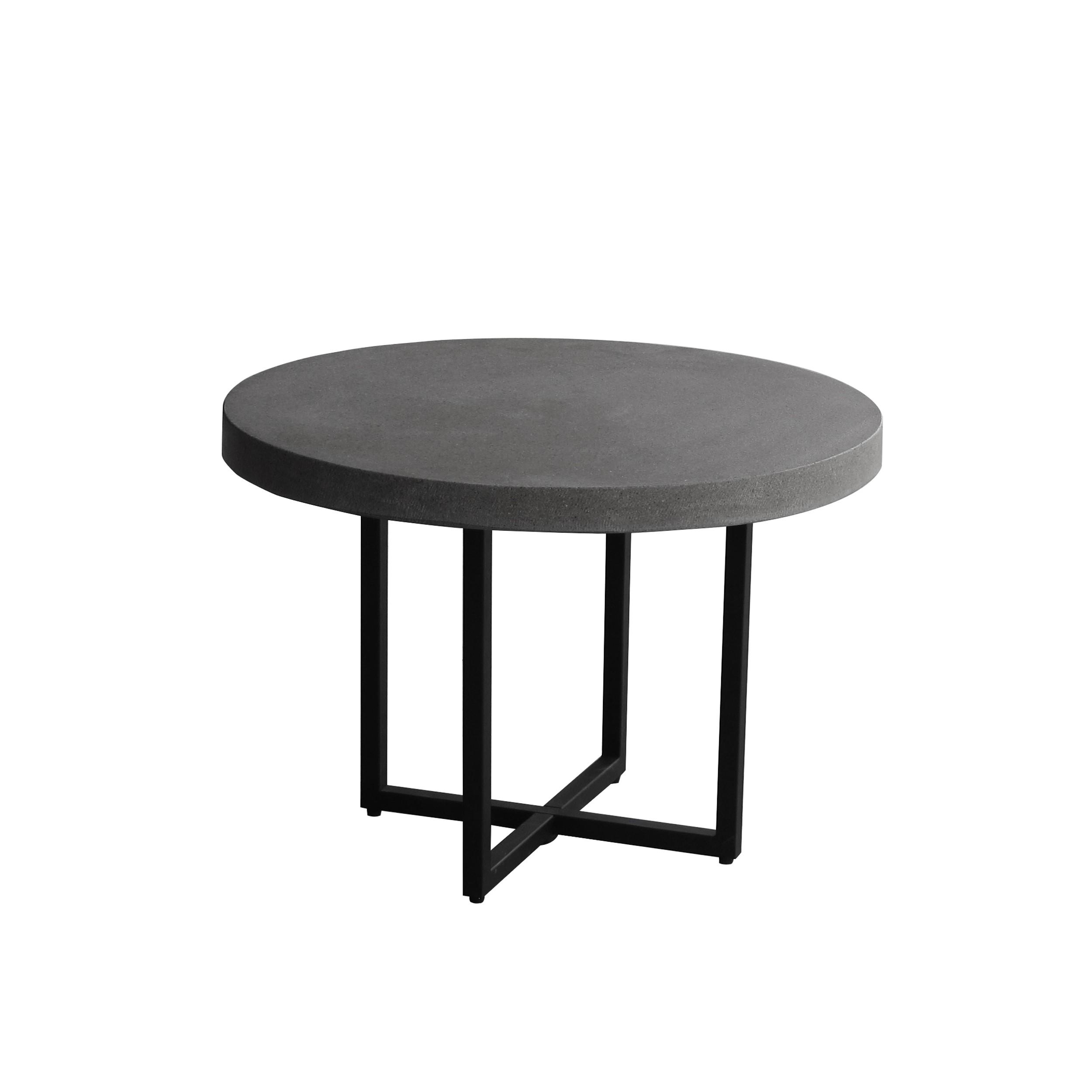 table basse ronde aitu 50 cm