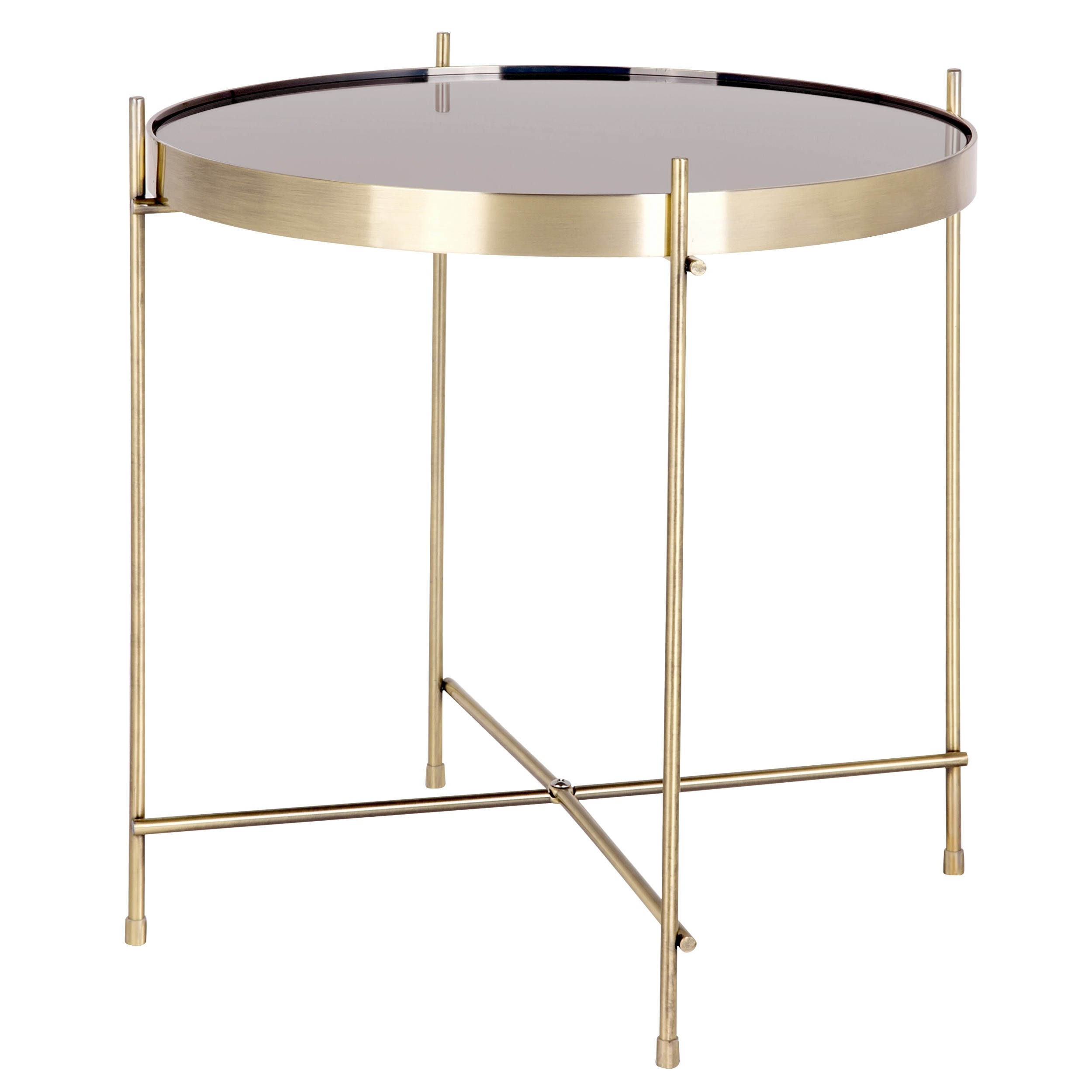 table basse ronde valdo or s