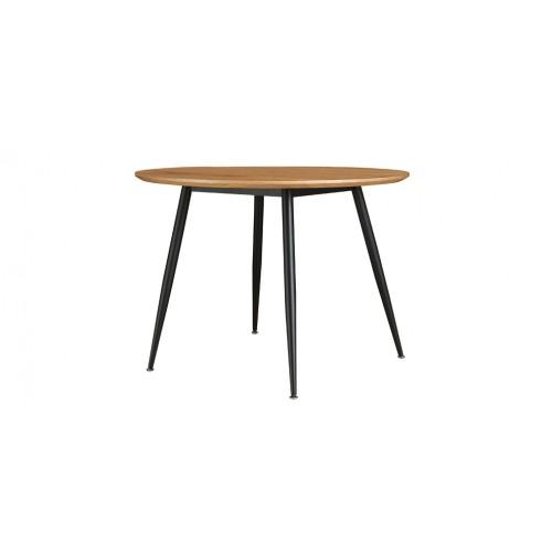table ronde oulu 100 cm bois clair