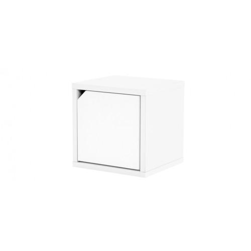 casier 1 porte blanc pour etagere linea
