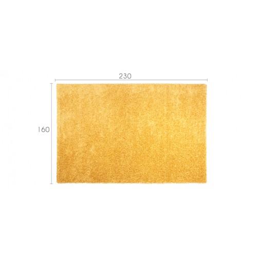 tapis leontine jaune 160 x 230 cm