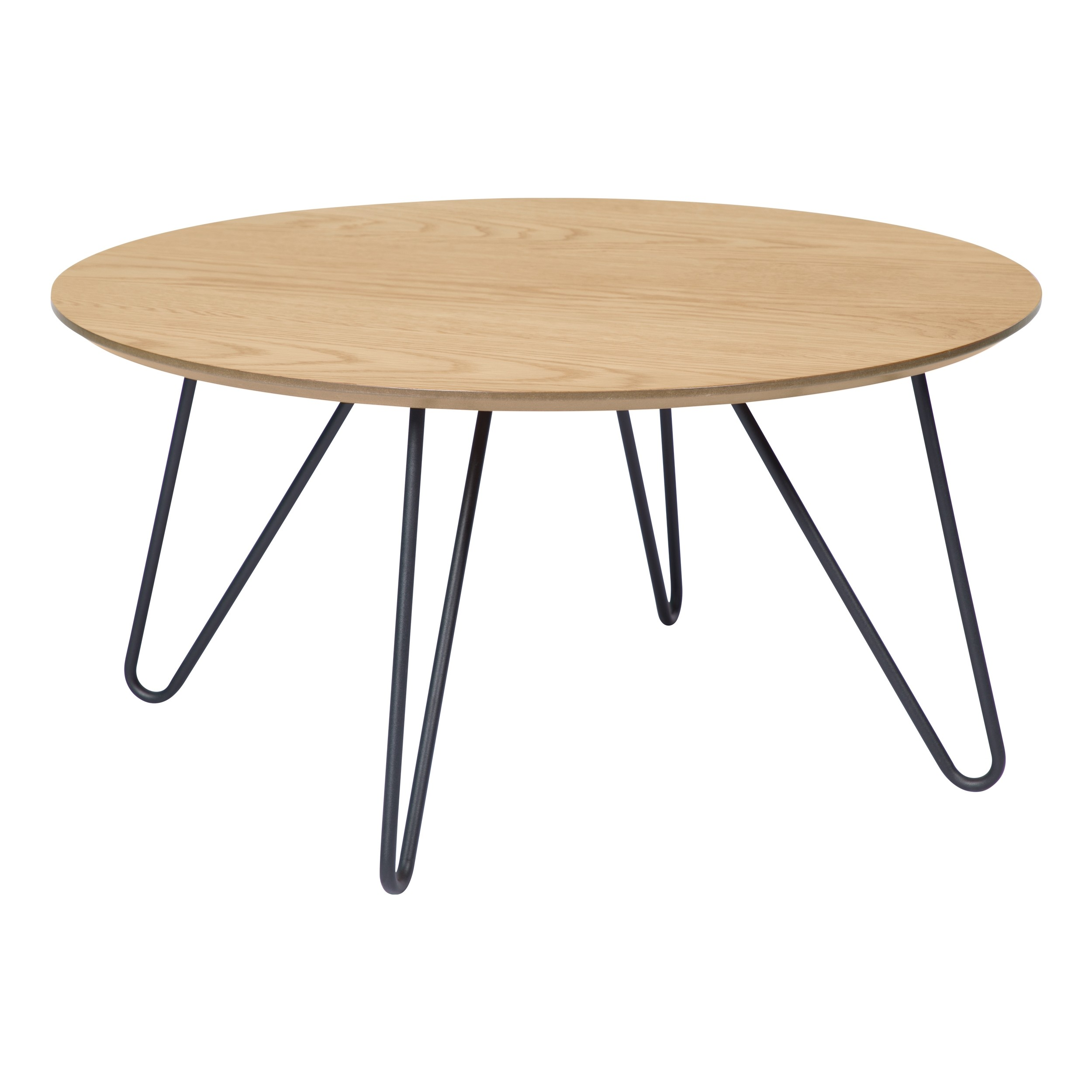 table basse ronde bonnie