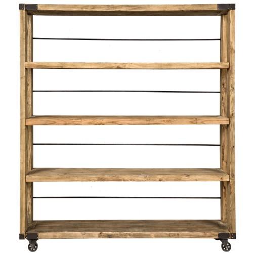 etagere botany en bois 4 niveaux