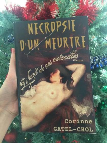 Le nouveau livre de ma Corinne :)