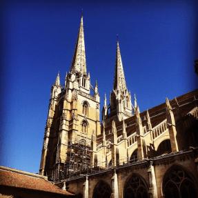 Cathédrale Sainte-Marie et cloître de Bayonne