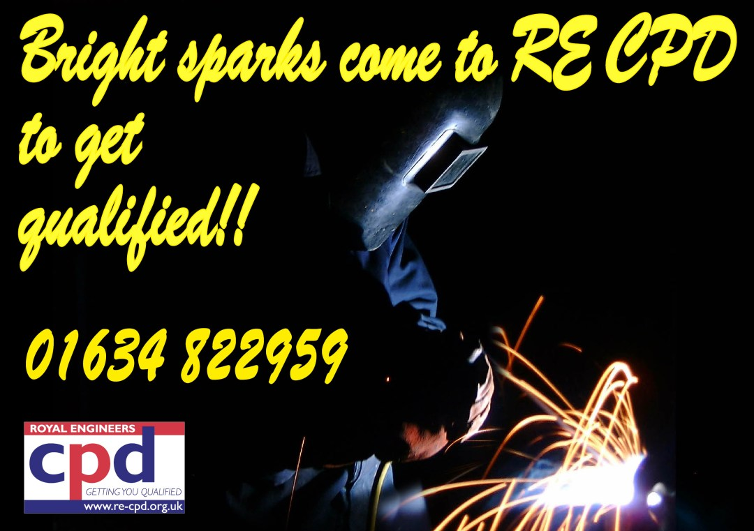 Bright sparks come to RE CPD to get qualified!!