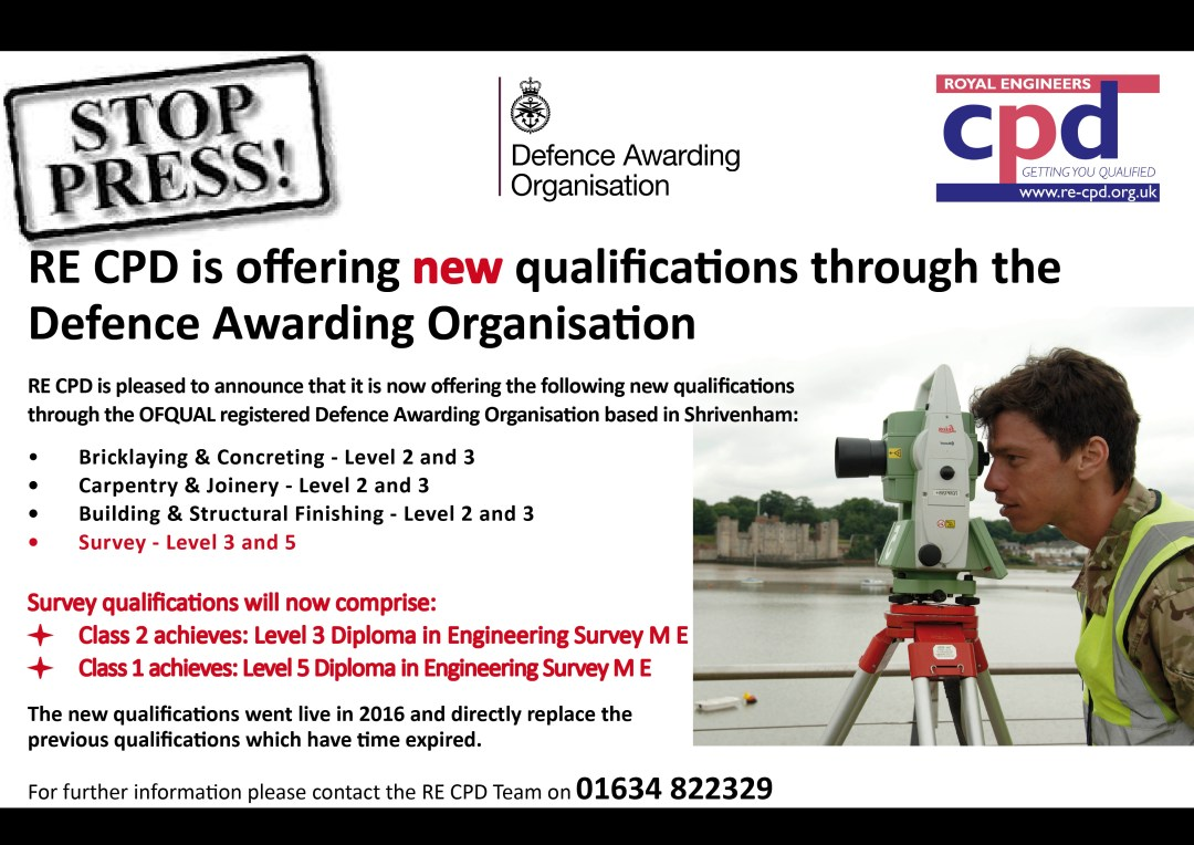 ATTENTION Surveyors!