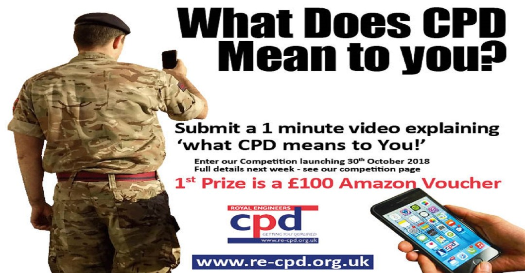 RE CPD Video Competition – Win £100!
