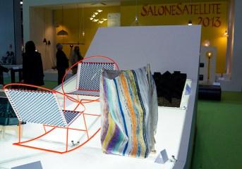 RE's Bag at SaloneSatellite Award