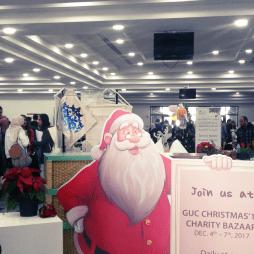 GUC Christmas Bazaar 2017