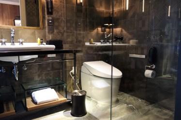 プロバーブズ台北 バスルーム クラシックルーム