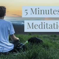 How 5 Minutes Meditation can be Beneficial and Powerful