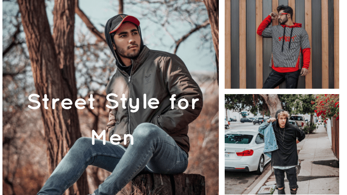 Street Style for Men